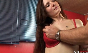 Vanessa 19 - libellous Games with a young Teen