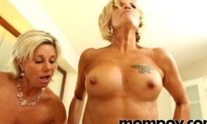 one hot milfs gets fucked in hotel wits young cock