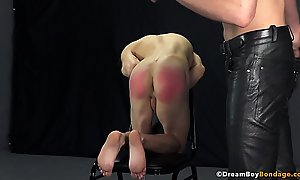 BIG DICK DADDY FUCKS YOUNG TEENAGE Lady BAREBACK Authentication Castigating HIS TWINK ASS - BDSM GAY BONDAGE