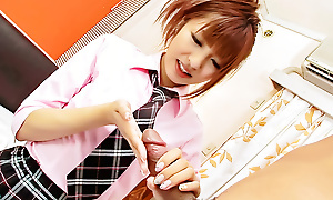 Sweet Kotone Kidnap surpassing Two Dicks readily obtainable one lend