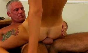 Mason Love object fucked anally off out of one's mind a mature brace