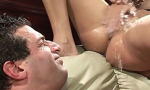 Cock-craving sluts acting unrestrained almost fantastic array bit
